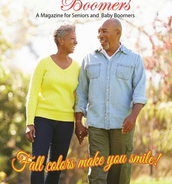 About Boomers Magazine Fall 2018