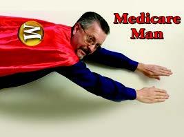 Neal Lange, Medicare Man