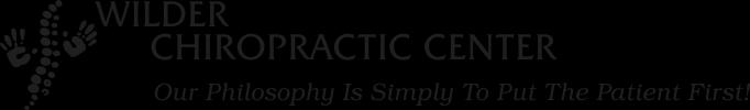 Wilder Chiropractic Center