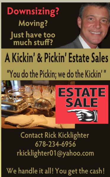 Kickin' & Pickin' Estate Sales